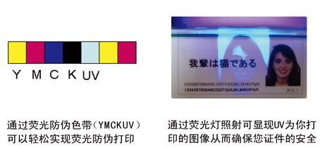 P600UV再转印高清晰防伪证卡打印机-北京法高阳光科技有限公司